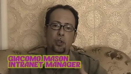 Giacomo Mason immagine intervista