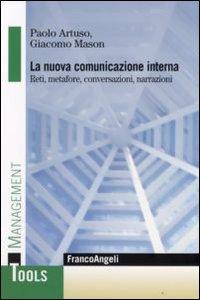 Copertina de La nuova comunicazione interna