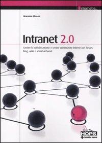 copertina del libro intranet 2.0