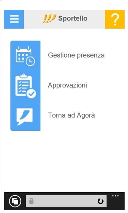 intranet mobile fastweb sportello dipendente
