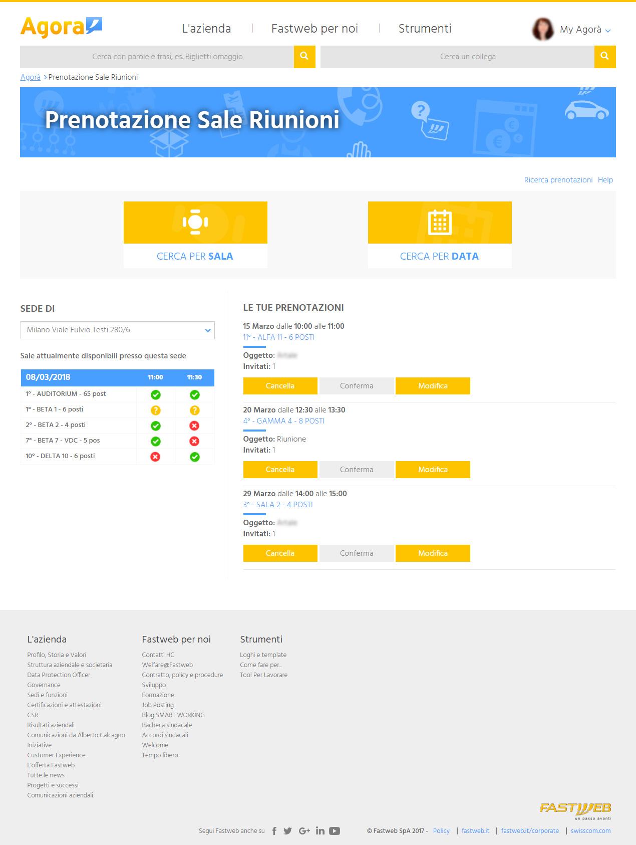 Fastweb_prenotazione_sale_riunioni_home_[intranet_management]