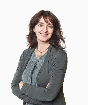 Luciana De Laurentiis, Manager of Internal Communication and Change Management in Fastweb