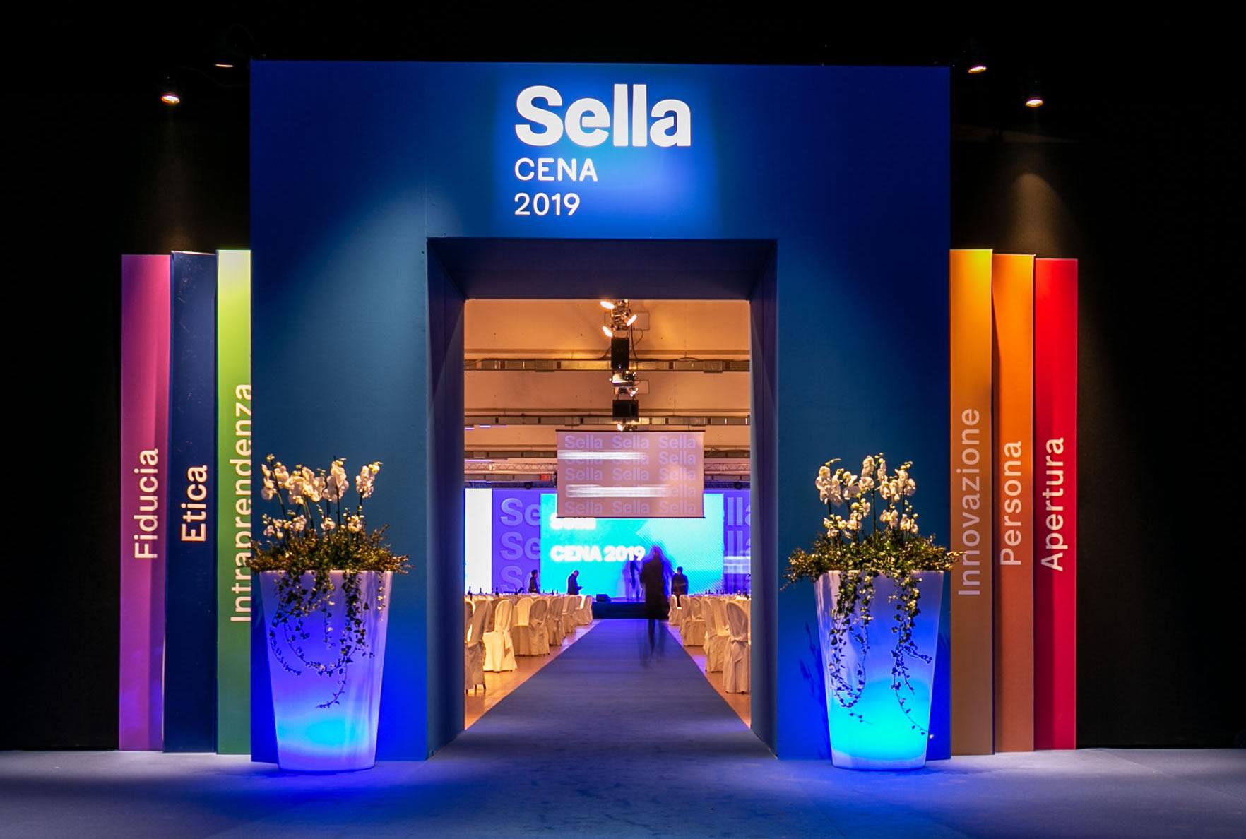 cena annuale Gruppo Sella